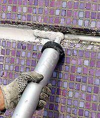 герметизация шва в бетоне